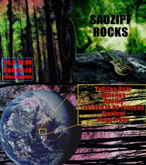 Artwork Sauzipf Rocks 1